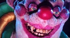 .Killer Clown from outer space