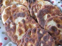 Skillet Naan Bread, GF