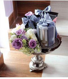 Purple Wedding, Diy Wedding, Wedding Favors, Wedding Bouquets, Wedding Gifts, Wedding Decorations, Wedding Gift Baskets, Wedding Gift Wrapping, Diwali Gift Hampers