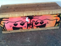 """""""Cupcake love"""" light up benches available at #streetcraftLA"""