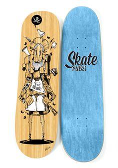 Arte para Skate