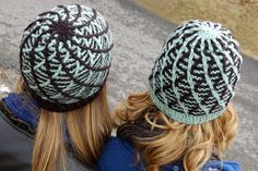 MINT CHOCOLATE BEANIE (CROCHET)