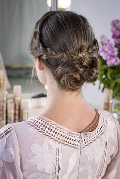 313 Best Fryzury Images Girls Dresses Bridal Dresses