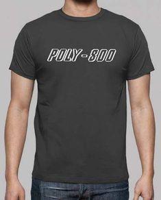 Prezzi e Sconti: #Poly-800  ad Euro 21.90 in #Tostadora #T shirt uomo
