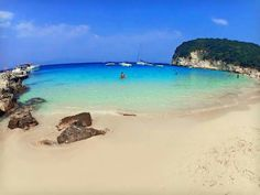 This is Greece Amazing Destinations, Travel Destinations, Places Around The World, Around The Worlds, Paxos Island, Places To Travel, Places To Visit, Beyond The Sea, Beach Walk