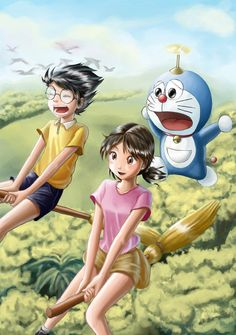 doraemon fan art by Dsabotender.deviantart.com on @deviantART