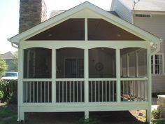 <b>Screened</b> <b>Porches</b> Raleigh, NC | Custom Built <b>Screen</b> <b>Porches</b> in Cary ...