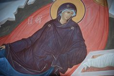 Byzantine Icons, Byzantine Art, Eye Details, Orthodox Icons, Virgin Mary, Album, Mai, Nativity, Saints