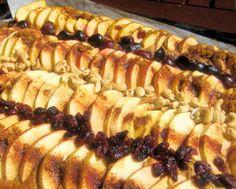 Pellillinen omenapiirakkaa on nopea ja helppo valmistaa.