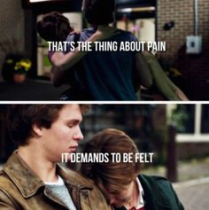 The Fault In Our Stars. This scene will make everyone cry !! #TFIOS