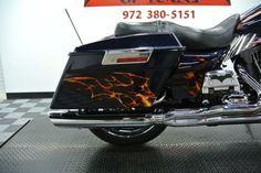 2009 Harley-Davidson FLTR - Road Glide Batman 10 000 In Extras! Touring , Dark Blue w/ Custom Batman Theme Graphics, 23,063 miles for sale in Farmers Branch, TX