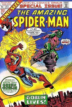 Amazing Spider-Man Annual 9 1973 cover by John Romita Sr.jpg