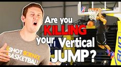 ARE YOU INADVERTENTLY KILLING YOUR VERTICAL? | Vertical Jump Training | ...