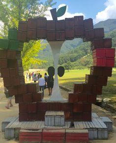 Apple Season Festival } Mungyeong Saejae Provincial Park (문경새재도립공원)