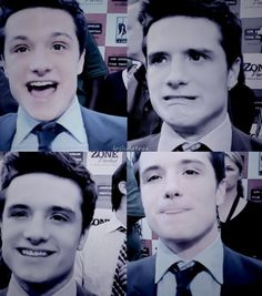 his facial expressions are just so adorable.
