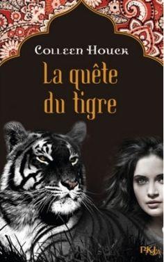 Couverture de La malédiction de tigre, tome 2 : La quête du tigre (Tiger's Quest-France)