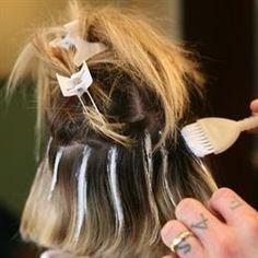 Sidlab Haircouture Balayage Step-by-Step