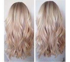 Latte blonde - blond w odcieniu kawy z mlekiem. Koloryzacyjny hit 2015!