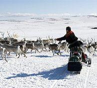 Karasjok, Finnmark, is Norway's Sami capital