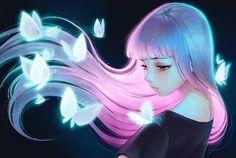 New drawing anime girl sketches manga art ideas Kawaii Anime Girl, Manga Kawaii, Anime Art Girl, Manga Art, Anime Girls, Pretty Art, Cute Art, Anime Fantasy, Fantasy Art
