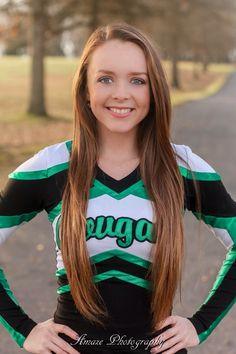 Aislinn's senior pictures! #ClassOf2016 #cheerleader