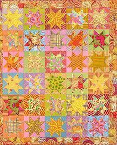 Sunshine Stars Quilt Fabric Pack