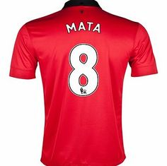 Nike Manchester United Home Shirt 2013/14 with Mata 8 TEAM PRIDE, HIGH-PERFORMANCE COMFORT.The 2013/14 Manchester United Replica Mens Jersey is made with sweat-wicking mesh fabric for breathable comfort during play. Featuring a team crest on the left ch http://www.comparestoreprices.co.uk/sportswear/nike-manchester-united-home-shirt-2013-14-with-mata-8.asp