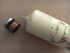 Mason Jar Lamp, Decoupage, Table Lamp, Mugs, Tableware, Diy, Home Decor, Table Lamps, Dinnerware