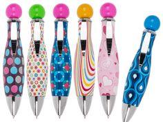 Trendartikel - Kunststoff-Kugelschreiber