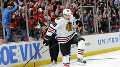 Kaner! February 29, 2012, against the Maple Leafs.