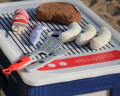DIY Kindergrill - Outdoor-Kinderküche - Matschküche - outdoor - play kitchen - Ikea Trofast Box - sticker - kids kitchen - IKEA HACK - kids barbecue - mud kitchen www.limmaland.com