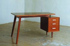 Category: Living · Page 4 · Miss Moss 1950s Furniture, Danish Modern Furniture, New Furniture, Table Furniture, Furniture Design, Furniture Websites, Furniture Storage, Mid Century Modern Desk, Mid Century Modern Furniture