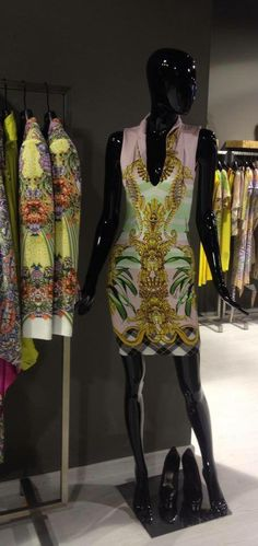 Just Cavalli Spring Summer 2014 at SYL. at the Plaza Shopping Centre