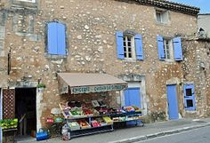 Eygalieres - beautiful hillside village in Provence. Didn't spend enough time here. Must put that right next time.