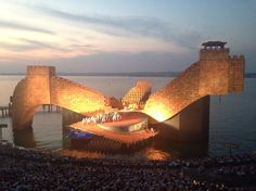 Bregenz Seebühne Turandot