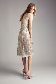 Dresses for Wedding Rehearsal Dinners via Shira Weinberger Bridal Fashion Guide