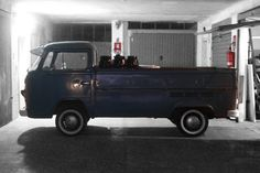 vw pick up type II 1973