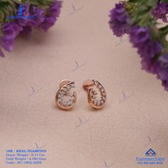 Get In Touch With us on Indian Jewelry Earrings, Indian Jewelry Sets, Gold Bridal Earrings, Jewelry Design Earrings, Gold Earrings Designs, Designer Earrings, Gold Designs, Jewellery Designs, Real Diamond Earrings