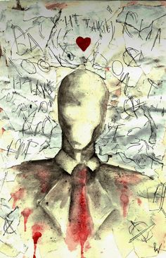 Uncle Slender loves you by ~PeterHat on deviantART