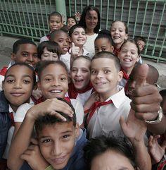 School Boys, La Habana, CUBA