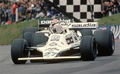 F1-1980 Williams win their 1st constructors and drivers title with Alan Jones