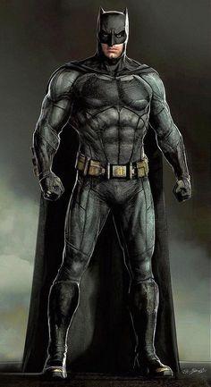justice_league_batman_concept_art_by_batmanmoumen-dc0iys0.jpg 659×1,211 pixels Batman Art, Batman Vs Superman,