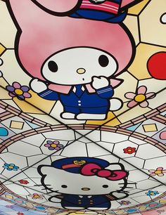 Love Hello Kitty? Love Japan> Then you need to visit Sanrio Puroland on your next Japan Adventures. This kawaii experience won't leave you disappointed at all. #hellokitty #Japan #adevnturesinJapan