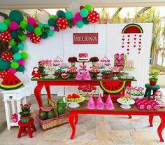 Watermelon Party. I love it!