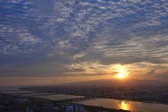 Day2 空中庭園展望台夕陽