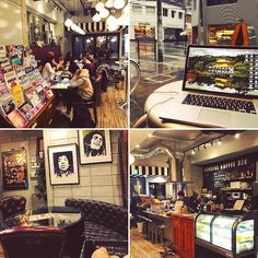 Love the atmosphere at Mondial Kaffee 328. #osaka #japan #digitalnomad #travel #remotework #workhardanywhere #coffice #workandtravel #workanywhere #wha #nomad