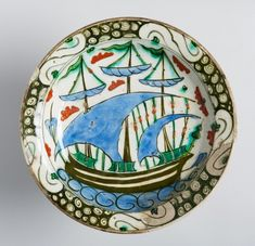 Date: late 17th - early 18th century Place of production: Iznik - See more at: http://gyujtemeny.imm.hu/gyujtemeny/tal/6910#sthash.lSvr0sWU.dpuf