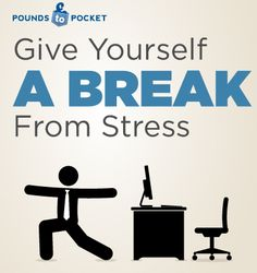 These are some of the best ways to destress after work. FIVE stress relief techniques. Check them out: http://poundstopocket.co.uk/pound-place/career-advancement/bad-day-at-work-try-these-stress-busting-tips