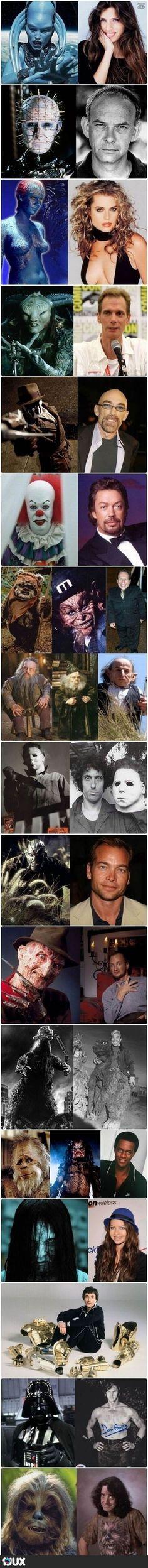 Realität der Filmfiguren