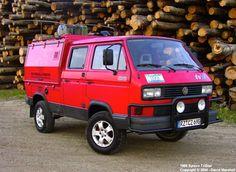 1989 VW Tristar Syncro